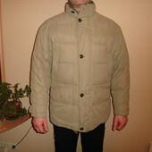 Зимняя куртка, пуховик Far field, размер 50 (европейский), XL  50% пух/50% перо длина 83, ширина 66