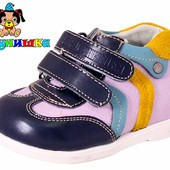 Деми ботиночки Шалунишка 17-18. Модель 100-14 9a44d80cb6b91
