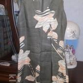 Платье-сарафан. Натуральный лен. Mexx (Мекс)
