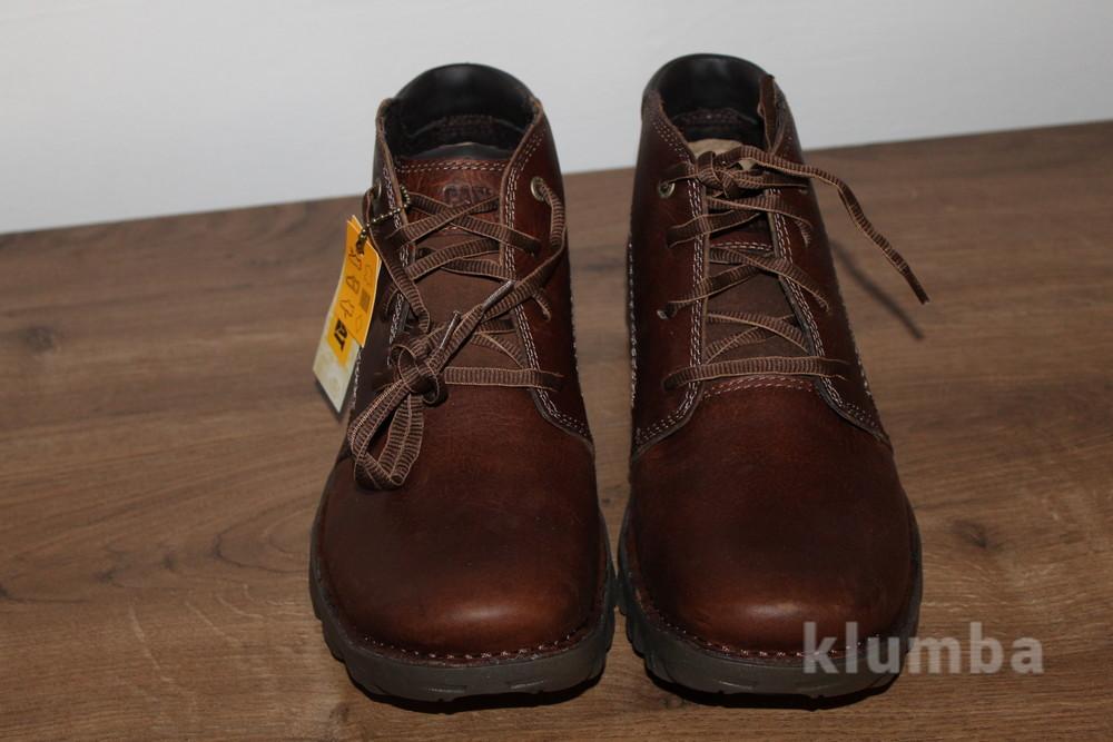 Кожаные ботинки Caterpillar фото №1