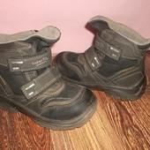 Зимние ботинки *Super fit* Стелька=17 см. Отличное состояние