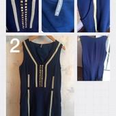 Платье Naf-naf р.38(М) новое