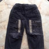 Вельветовые штаны на мальчика фирмы Esprit размер 86 18 мес (можно до 2 лет точно)
