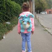 Рюкзак со слоником   35 см