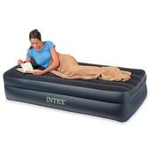 Велюр кровать 66721 Intex