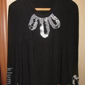 Скидка - водолазка женская новая (черная с отделкой) 60 грн