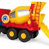 "Машина ""Бетономешалка ""Middle truck"", в пак. 35*20*17см 39223"