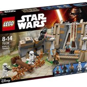 Lego Star Wars Бой на Такодане 75139