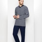 Теплая махровая пижама , тм регина(польша) , размер на выбор