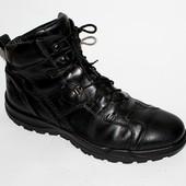 Ботинки ECCO, оригинал, 44 р, кожа
