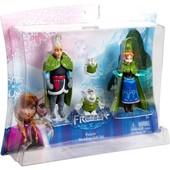 Свадьба Холодное сердце Набор мини-кукол disney Frozen Anna and Kristoff