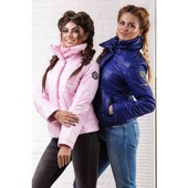 "Женская куртка "" Philipp Plein "" в расцветках.Размеры :42 ,44 ,46 (2с"