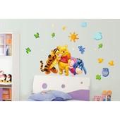 Интерьерные наклейки на стену для детской комнаты.