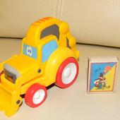 Машинка трактор Little Tikes