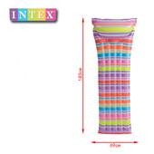 Матрац Intex Интекс 59711 пляжный яркий