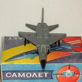Самолет игрушка из нашего детства