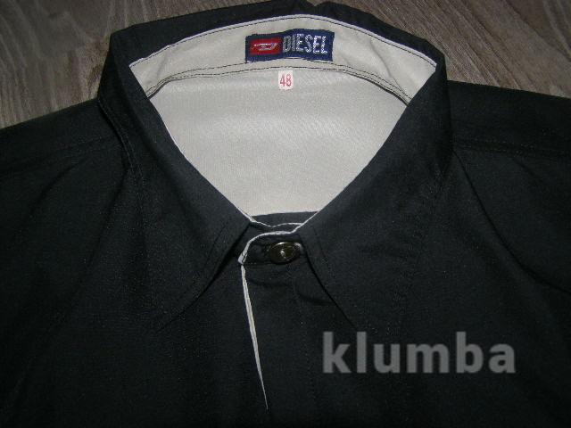 Рубашка с коротким рукавом  Diesel 48 размер фото №1