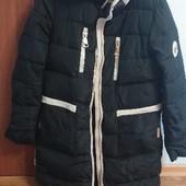 Женский зимний пуховик,размер L