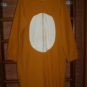 Пижама флисовая, мужская,размер L, рост до 185см , Primark, Англия