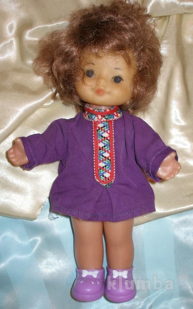 457 кукла 28см. ссср. 1979г. фото №1