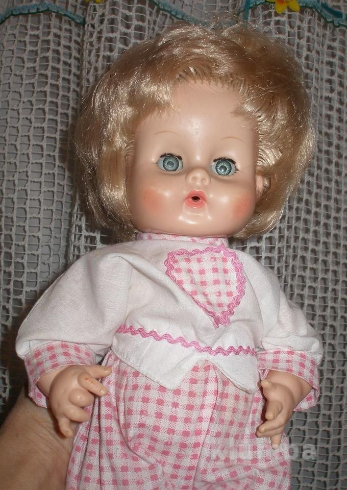 475 кукла ginny babу by vogue doll.42см.коллекция. фото №1