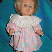 455. Кукла - 1268  BM,33см,Винтаж.