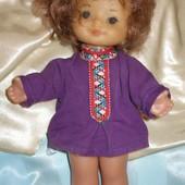 457. Кукла 28см. СССР, 1979г.