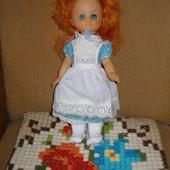 479. Кукла 35см. СССР - 1976г.