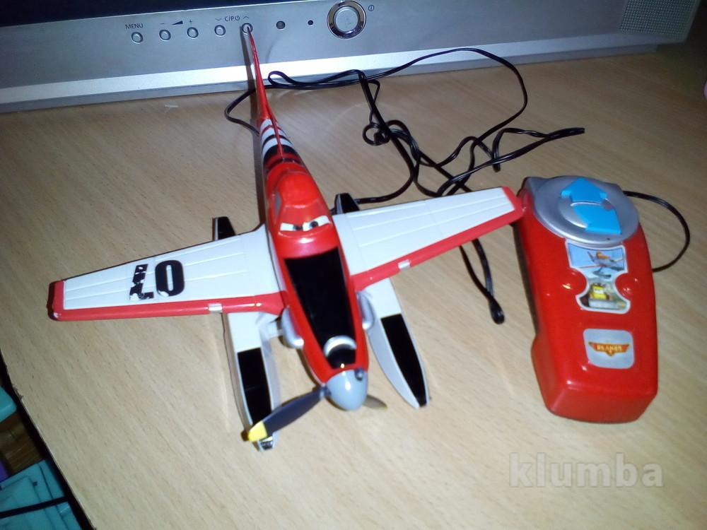 Самолет на управлении planes фото №1
