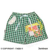 Детские шорты для мальчика *Город* р.80