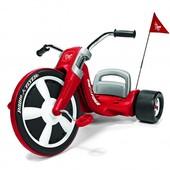 Велосипед-трицикл My Big Flyer от  Radio Flyer плюс подарок