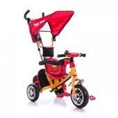 Трехколесный велосипед Azimut Trike Birds