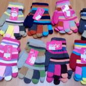 Детские перчатки на 2-5лет, Укрпочта 9грн.