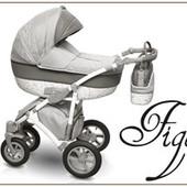Детская универсальная коляска Camarelo Figaro (Камарело Фигаро)
