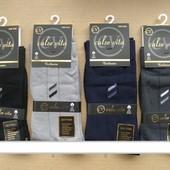 Мужские, хлопковые, классические носки, Kalzt Vita.3 модели