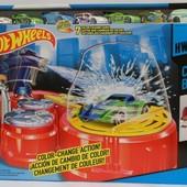 Hot Wheels Автомойка + 7авто измени цвет!!!