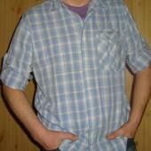 Фірмова універсальная рубашка  сорочка бренд Crivit хл.