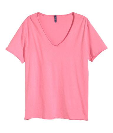 Яркая мужская футболка от H&M, М фото №1