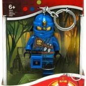 Брелок-фонарик Лего Ниндзяго Джей светодиодный lgl-ke77j