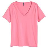 Яркая мужская футболка от H&M