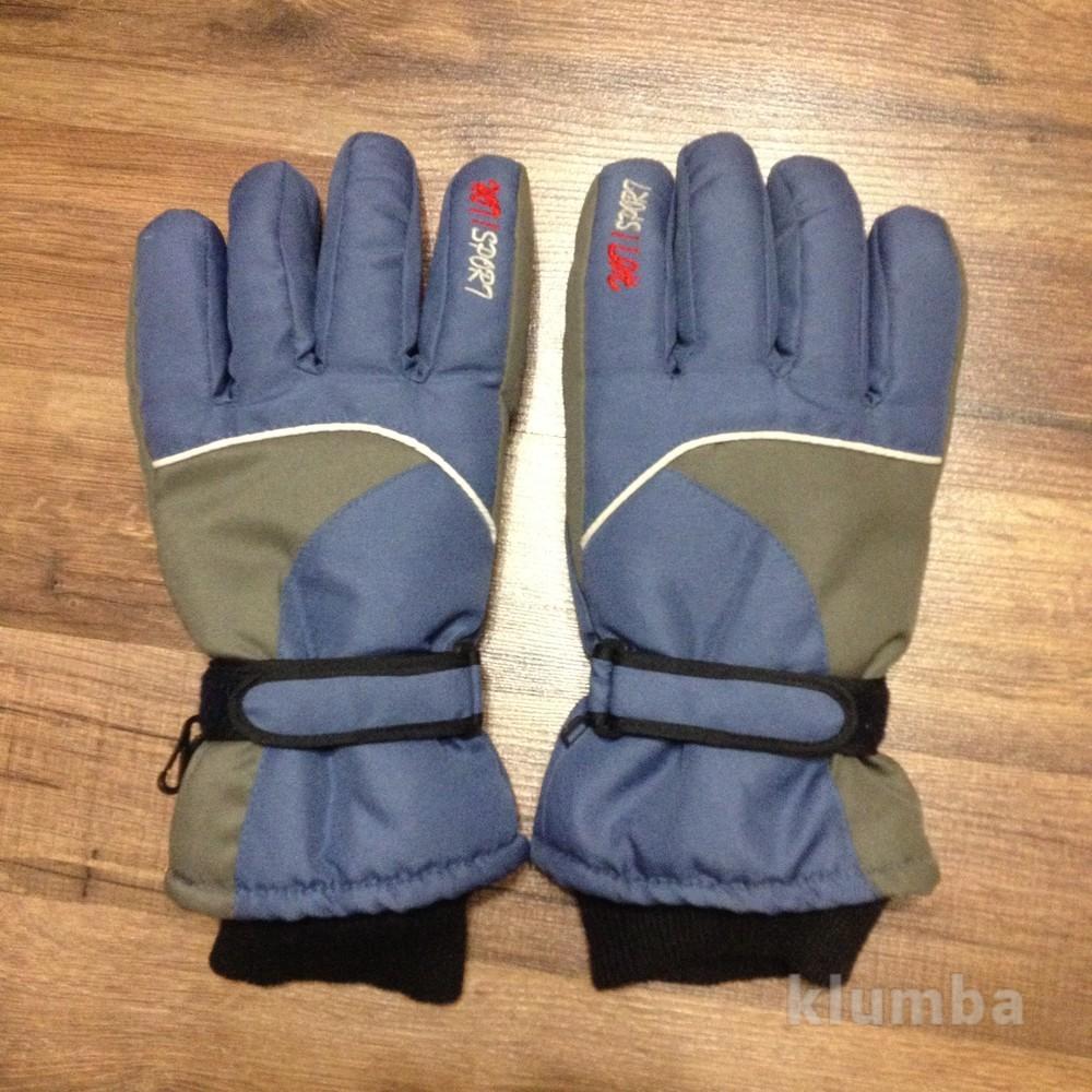 Перчатки лыжные,сост нов. фото №1