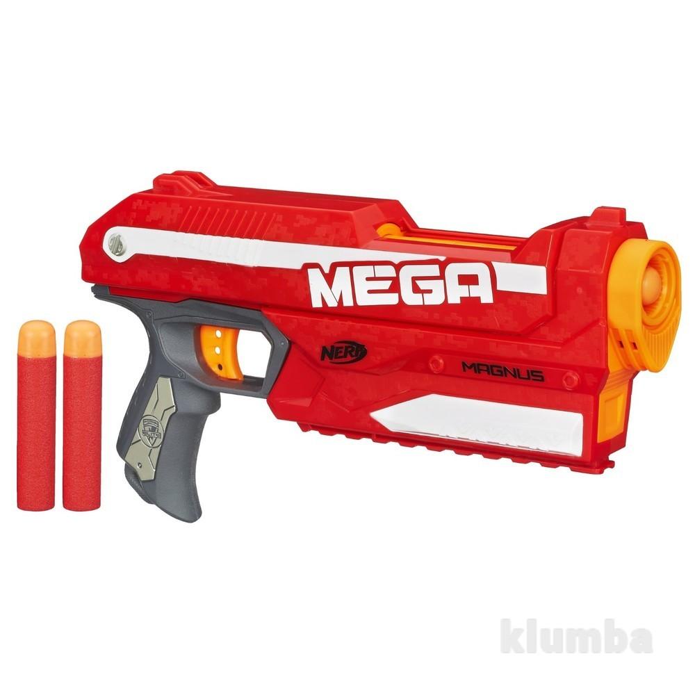 Бластер nerf мега магнус elite mega magnus blaster фото №1