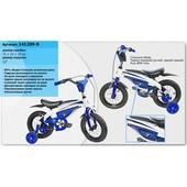 Велосипед 2-х колес 12'' 141209-B