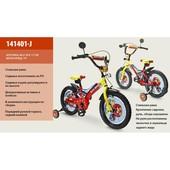 Велосипед 2-х колесный 14 дюймов 141401-J