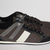 Кожаные кроссовки от ТМ Restime