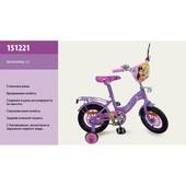 Детский велосипед 12 дюймов 151221