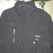 Куртка зимняя на подростка и парня