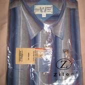 Новая фирменная джинсовая рубашка