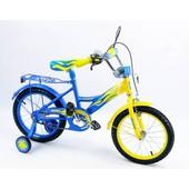 Велосипед детский 16 дюймов 151613
