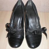 Туфли р.37 Кожа